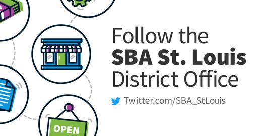 Follow SBA St. Louis on Twitter