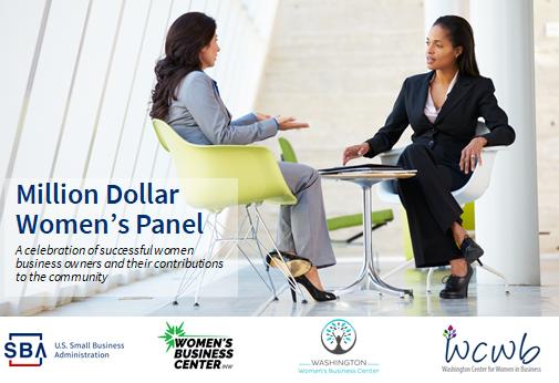 Million Dollar Women Panel