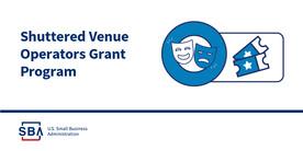 Shuttered Venue Operators Grant Program
