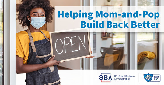 Helping Mom-and-Pop Build Back Better