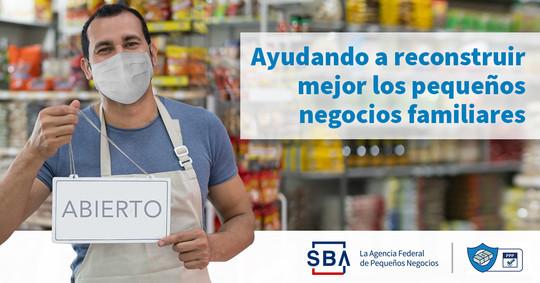 Seminario web en español: Nuevos cambios en el Programa de Préstamos PPP
