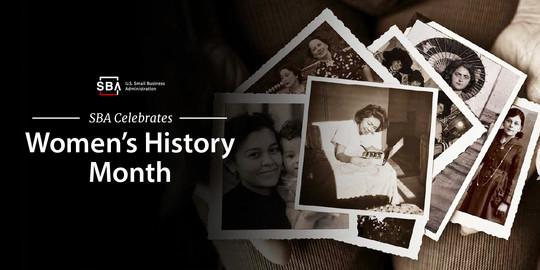 SBA celebrates Women's History Month