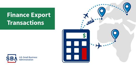 Finance Export Transactions