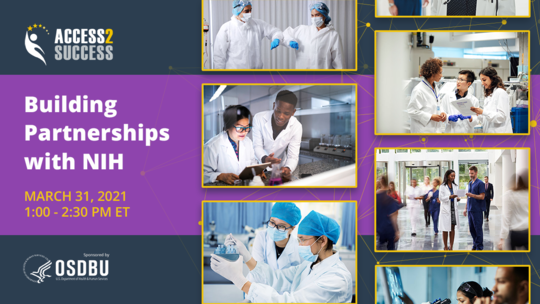 Building Partnership with NIH