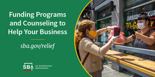 Funding programs and counseling to help your business