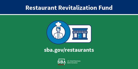 [Restaurant Revitalization Fund ]