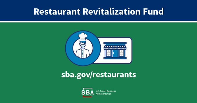 Restaurant Revitalization Fund