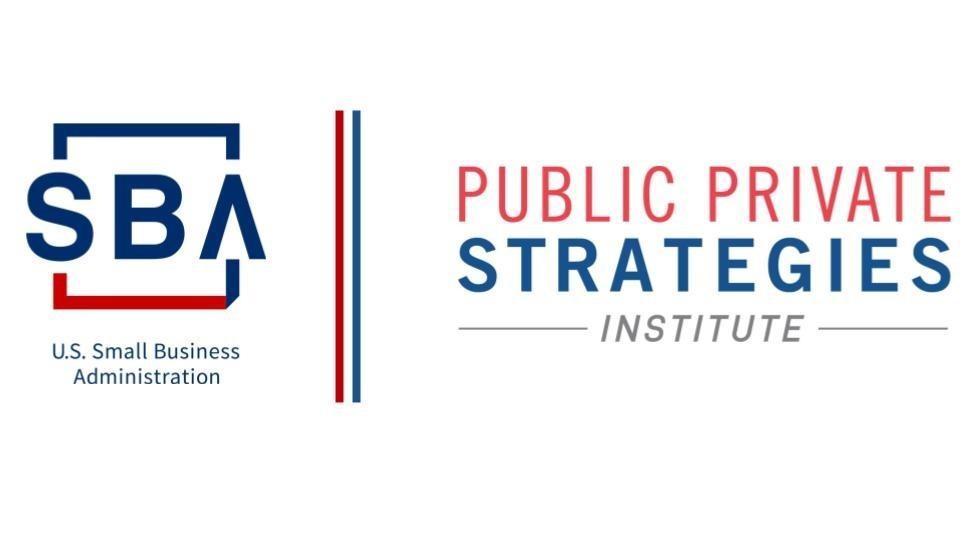 SBA Public Private Strategies Institute logo