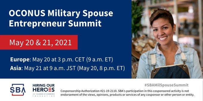 [OCONUS Military Spouse Entrepreneur Summit ]