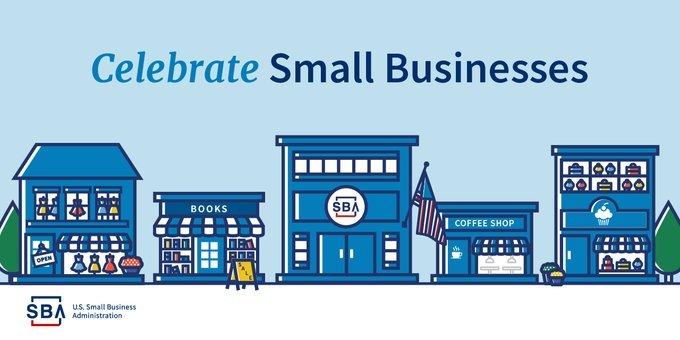 [Celebrate Small Businesses]