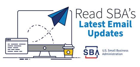 read the latest SBA newsletter