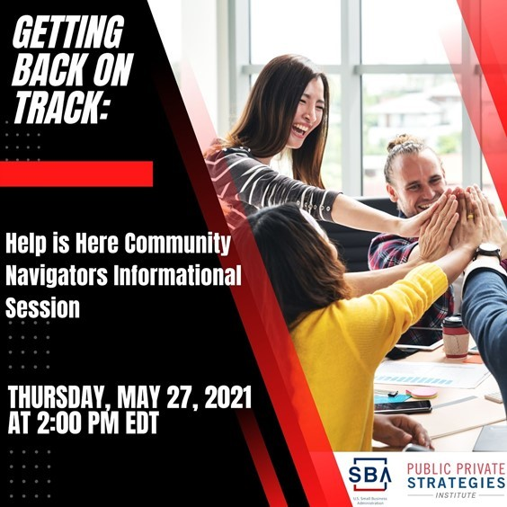 Community Navigators Info Session