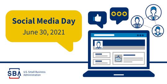 Social Media Day, June 30, 2021