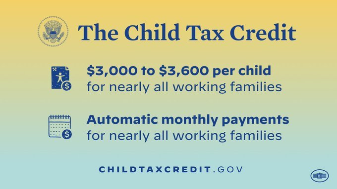 Text about the Child Tax Credit