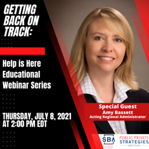 Back on Track with Amy Bassett
