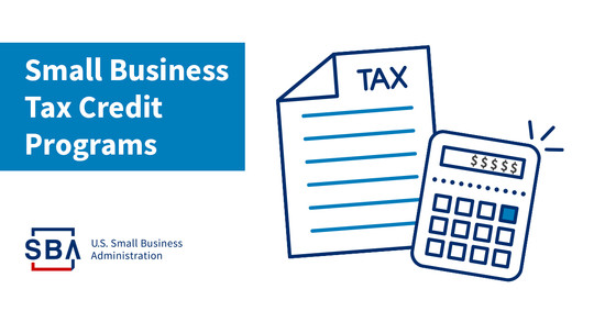 Small Business Tax Credit Programs