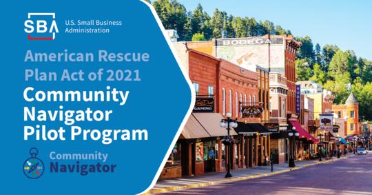 Community Navigator Pilot - ARP 2021