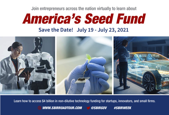 Americas Seed Fund Save the Date