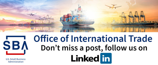 Office of International Trade Linked In page