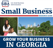 Cover image of the SBA Georgia Resource Guide