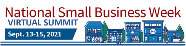 SBA National Small Business Week 2021 Header