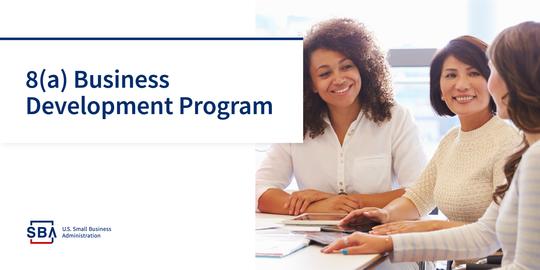 SBA 8(a) Business Development Program