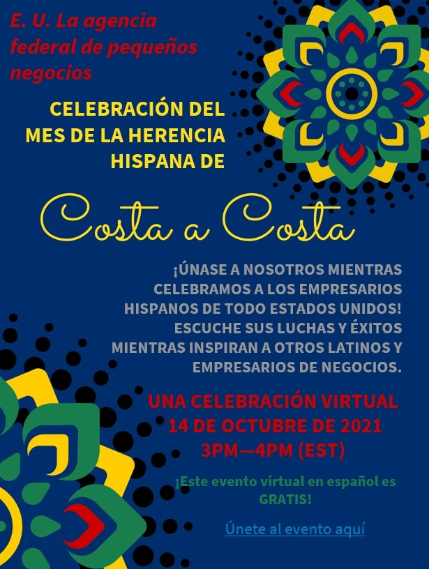 Hispanic Heritage Month Event