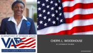 Cheryl Woodhouse Veteran of the Week