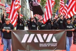 IAVA march