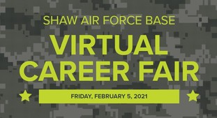 SHAW AFB CAREER FAIR