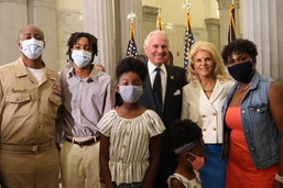 Military Child Education - Governor McMaster