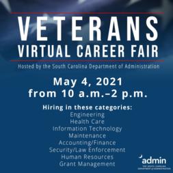 Veterans Virtual Career Fair