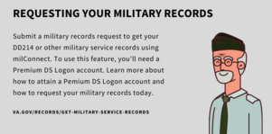 Requesting military records