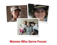 WOMEN WHO SERVE FLYER