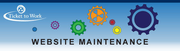 Website Maintenance Header Graphic
