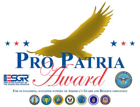 propatria badge