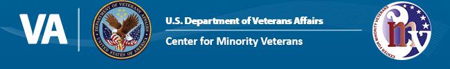 Center for Minority Veterans Banner