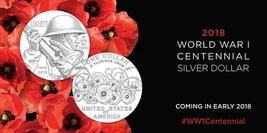 WWI silver dollar