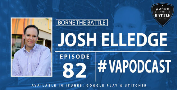 Josh Elledge on Borne the Battle