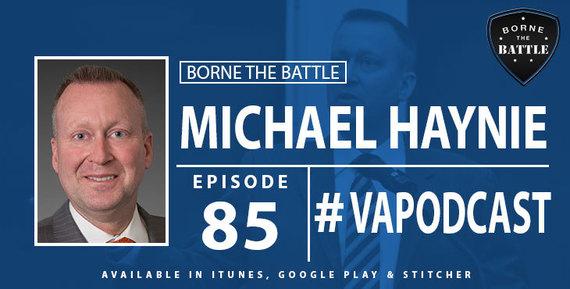 Michael Haynie - Borne the Battle