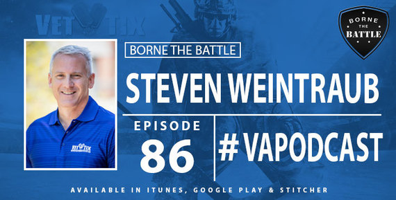 Steven Weintraub - Borne the Battle