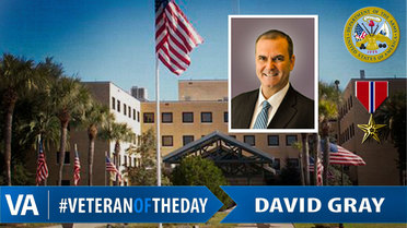 Veteran of the Day David Gray