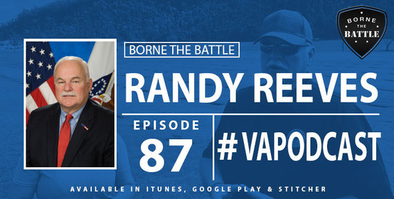 Borne the Battle featuring Randy Reeves