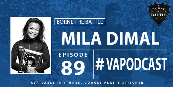 Mila Dimal - Borne the Battle podcast