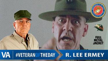 R. Lee Ermey