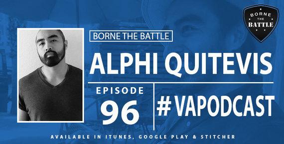 Alphi Quitevis - Borne the Battle