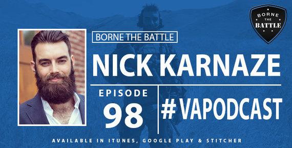 Nick Karnaze - Borne the Battle