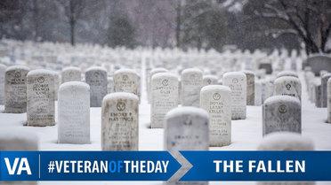 Veteran of the Day