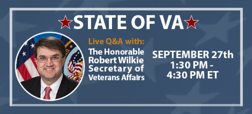 Join us for a State of VA