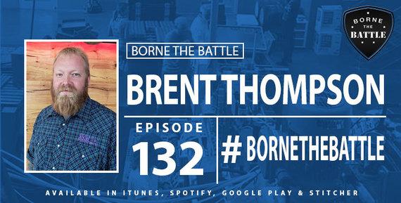 Brent Thompson - Borne the Battle